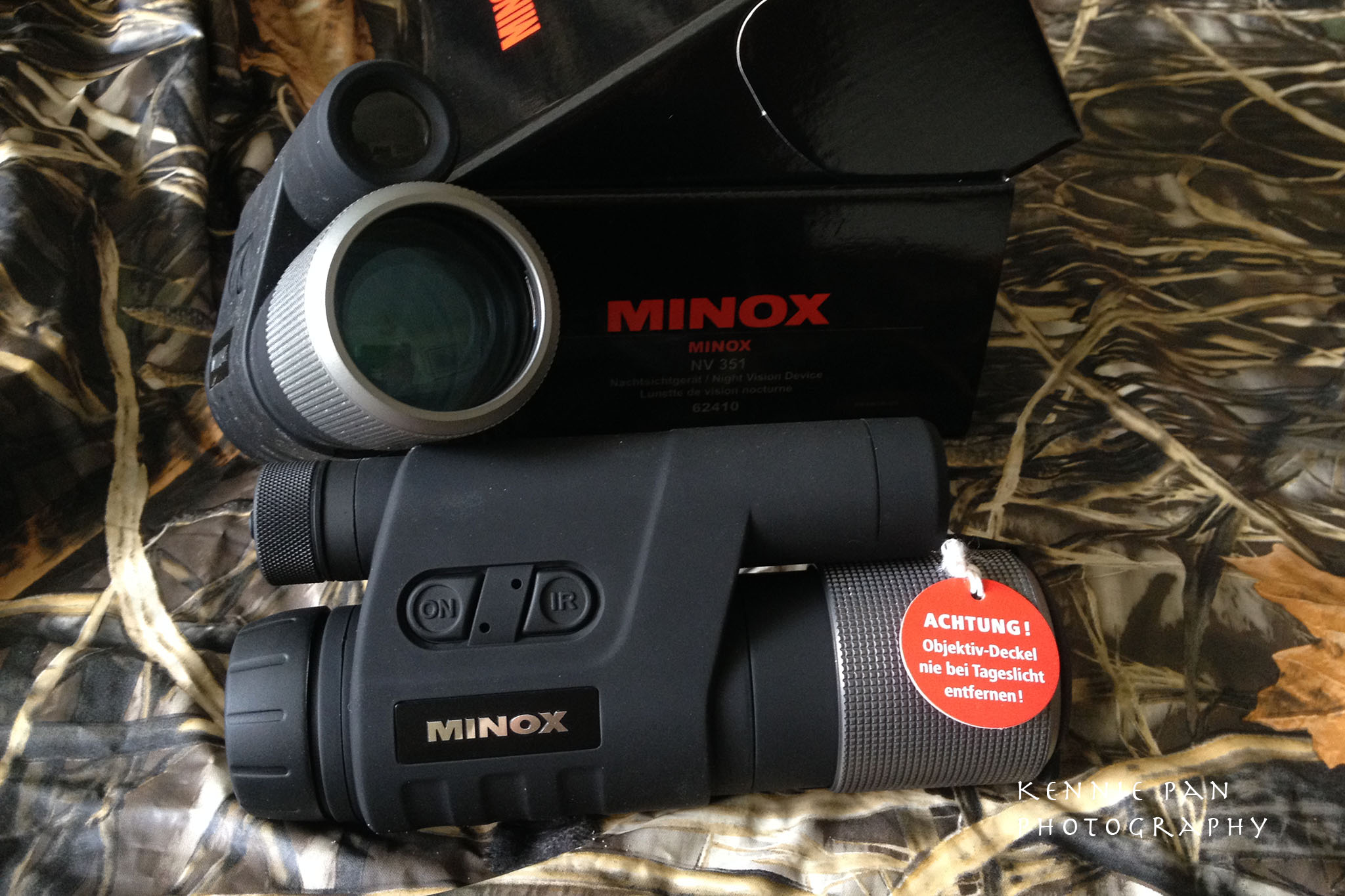 Minox Night Vision Device 351